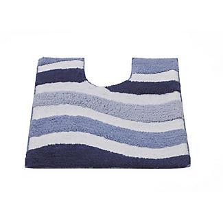 Blue Waves Pedestal Mat
