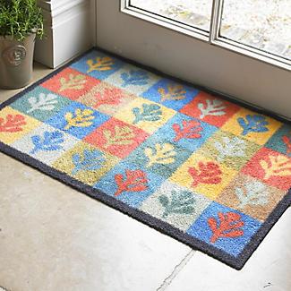 Dee Hardwicke Turtle Mat Oak Leaf Doormat