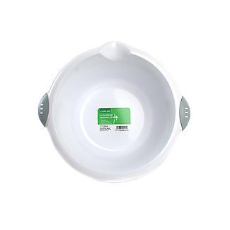 Round Washing-Up Bowl White alt image 4