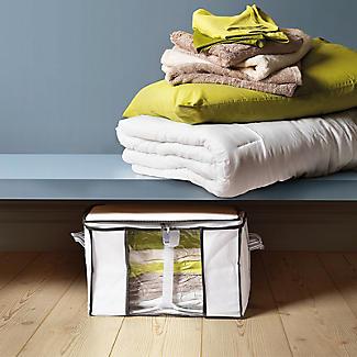 Lakeland Vacuum Clothes & Duvet Storage Tote Bag - 38L Standard alt image 2