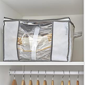 Lakeland Vacuum Clothes & Duvet Storage Tote Bag - 38L Standard alt image 3