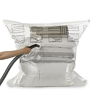 Lakeland Vacuum Clothes & Duvet Storage Tote Bag - 50L Underbed alt image 7