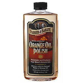 Parker & Bailey Orange Oil Wood Polish 473ml