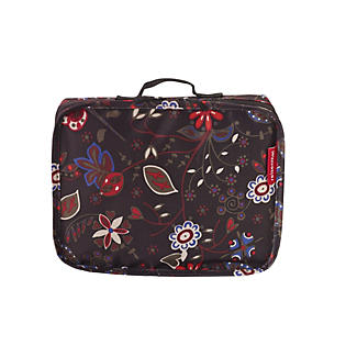 Floral Foldable Shopping Trolley alt image 2