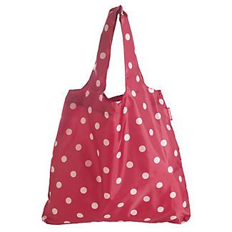 Ruby Dots Foldable Shopping Bag