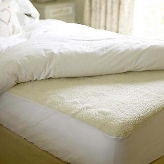 Luxury Fleece Fitted Electric Blanket - Single alt image 2
