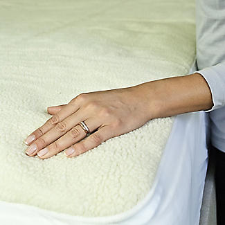 Luxury Fleece Fitted Electric Blanket - Single alt image 5