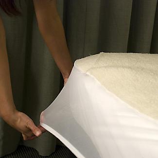 Luxury Fleece Fitted Electric Blanket - Single alt image 6