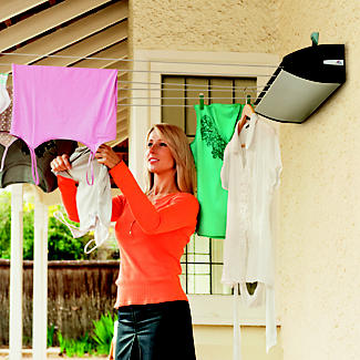 Hills Extenda 6 Retractable Washing Line alt image 2