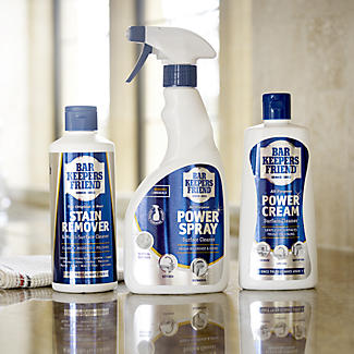 Bar Keepers Friend Power Cream 350ml alt image 2