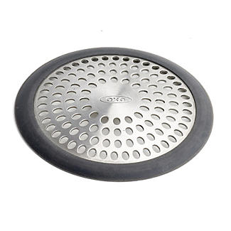 OXO Good Grips Small Sink Plug Hole Strainer Guard