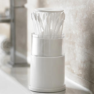 Pop Up Cotton Bud Dispenser