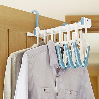Lakeland 6 Shirt Foldable Hanger