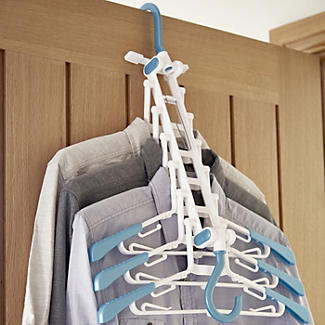 Lakeland 6 Shirt Foldable Hanger alt image 3
