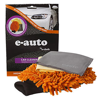 e-auto Car Cleaning Kit
