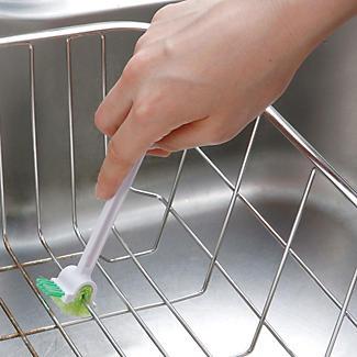 2 Clean Between Racks Tough Mini Cleaning Brushes alt image 2