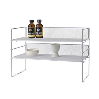 2 Tier Storage Shelf
