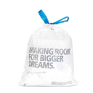 20 Brabantia Size E PerfectFit Drawstring Bin Bags 20L alt image 2