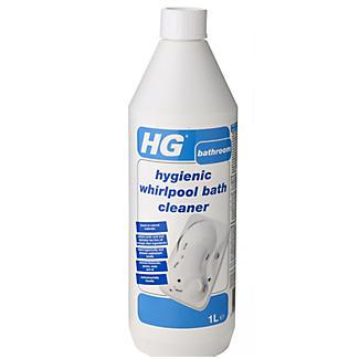 HG® Hygienic Whirlpool & Jacuzzi Bath Cleaner 1L