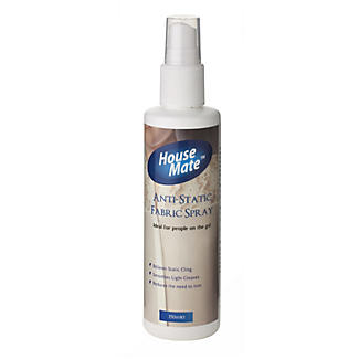 House Mate Anti-Static Fabric Spray and De-creaser