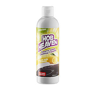 Hob Heaven Antibacterial Ceramic & Induction Hob Cleaner 250ml alt image 1