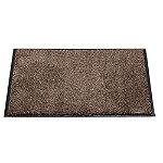 Microfibre Super-Absorbent Indoor Floor & Door Mat Coffee 60 x 40cm