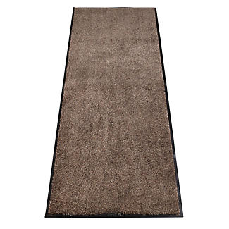 Microfibre Super-Absorbent Indoor Floor Runner Mat Coffee 180