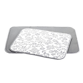 2 Double Sided Drying Mats