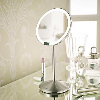 simplehuman Mini Sensor Magnifying Mirror alt image 2