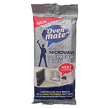 Oven Mate Microwave Steam Clean Cloths