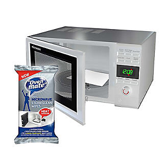 Oven Mate Microwave Steam Clean Cloths alt image 2