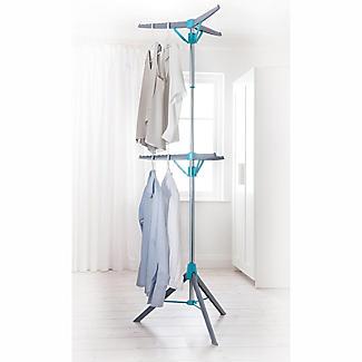 2-Tier HangAway Clothes Hanger Stand alt image 6
