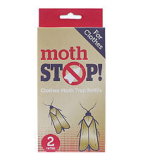 Moth Stop Moth Trap Refill - Pack of 2