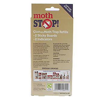 Moth Stop Moth Trap Refill - Pack of 2 alt image 3