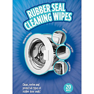20 Washing Machine Rubber Seal Cleaning Wipes alt image 2