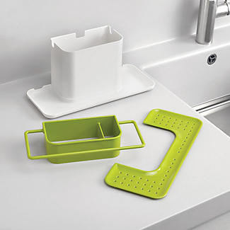 Joseph Joseph Caddy Sink Tidy Large Green alt image 2