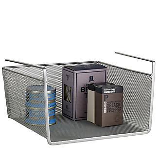 Mesh Under-Shelf Basket
