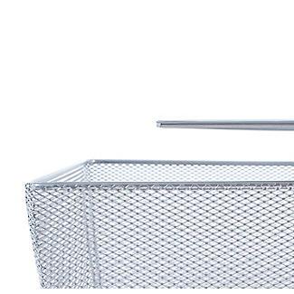 Mesh Under-Shelf Basket alt image 3
