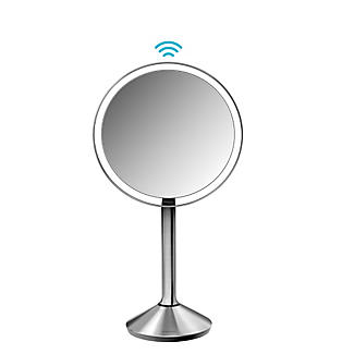 simplehuman® Magnifying Sensor Mirror Medium alt image 3