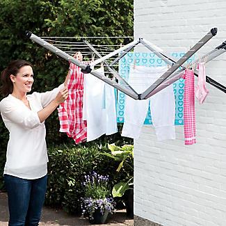 Brabantia Wallfix Wall-Mounted Dryer 24m alt image 4