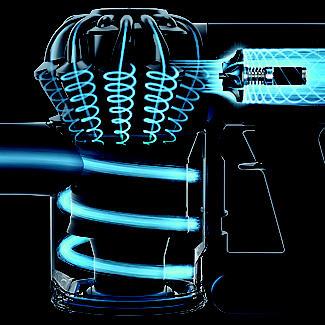Dyson V6 Cordless Vacuum Cleaner alt image 4