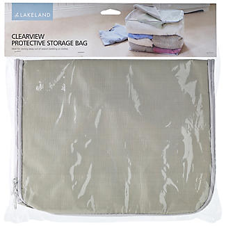 Clearview Protective Clothes & Duvet Zip Storage Bag - 52L alt image 2