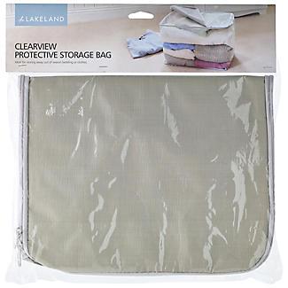 Transparente Aufbewahrungstasche für Decken & Kleidung - 52 L alt image 2