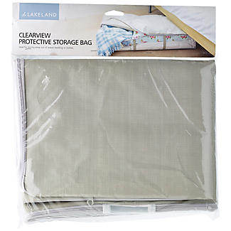 Clearview Protective Clothes & Duvet Zip Storage Bag - 89L Underbed alt image 2