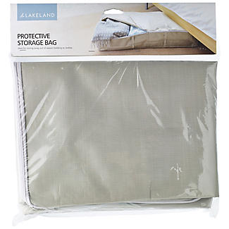 Dust Proof Protective Clothes & Duvet Zip Storage Bag - 89L Underbed alt image 2