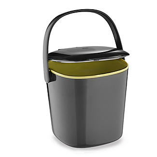 OXO Good Grips Food Compost Bin - Grey 2.8L alt image 1