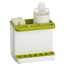 ILO Standard Sink Tidy White and Green