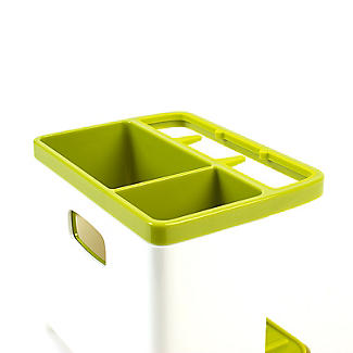 ILO Standard Sink Tidy White and Green alt image 4
