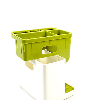 ILO Standard Sink Tidy White and Green alt image 5