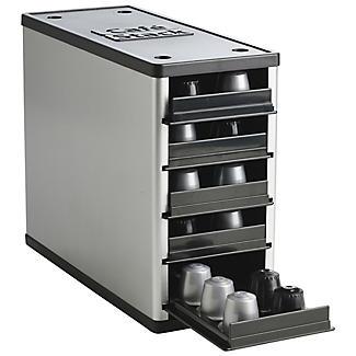 CaféStack Nespresso Capsule Storage Unit